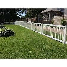 Modern Outdoor Products 4 Ft X 8 Ft Manchester Vinyl Fencing Wayfair