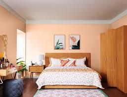 try orange essence house paint colour