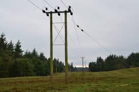 Power lines, Ada Hill © Jim Barton :: Geograph Britain and Ireland