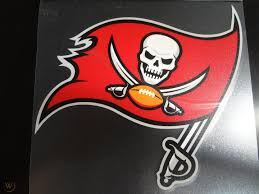 Tampa Bay Buccaneers Colored Window Die Cut Decal Wincraft Sticker 8x8 Nfl 1754808049