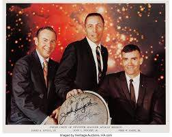Apollo 13 Crew-Signed Color Photo with Jack Swigert. ... Autographs | Lot  #50114 | Heritage Auctions