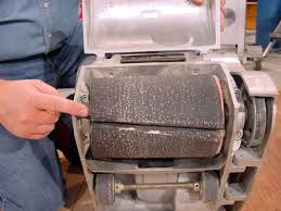 drill brushes and floor sander how to