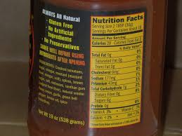 foodlabelfriday bbq sauce eat well