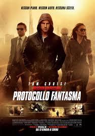 L'acchiappa film: Mission: Impossible - Protocollo Fantasma