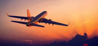 خلفيات طائرة سفر
