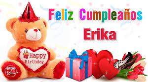 Feliz Cumple Erika By Karen Martinez