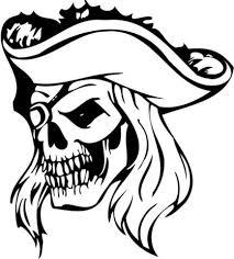 Ondode Piraat Kleurplaat Gratis Kleurplaten Printen