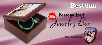 personalized jewelry box from bestsub