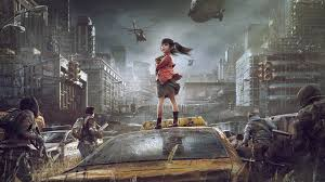 small in post apocalyptic