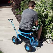 the best garden scooters our picks