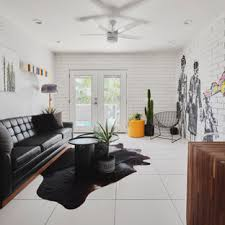 living rooms with black sofas houzz