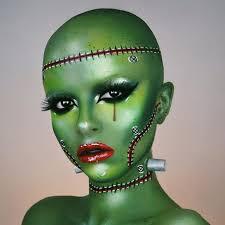halloween makeup frankenstein s