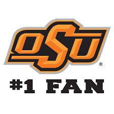 Oklahoma State Cowboys 1 Fan Decal 3x4 Party City