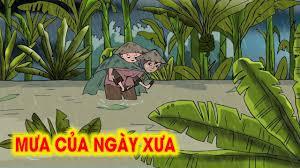 Phim Hoạt Hình Hay Nhất - MƯA CỦA NGÀY XƯA - Phim Hay - Truyện Cổ ...
