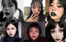chinese metro apologises after goth