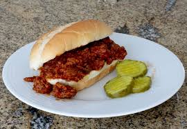 crock pot sloppy joe sandwich recipe