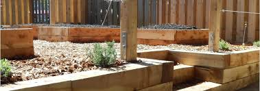 wood to use for raised garden beds