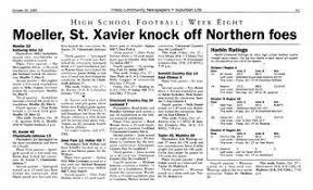 Moeller High School 1994-95 Football Articles by Archbishop Moeller High  School - issuu