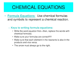 ppt chemical reactions and equations