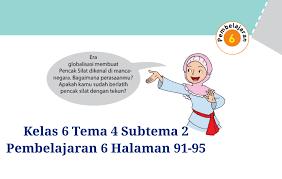 Download Kunci Jawaban Tema 2 Kelas 6 Koesrow PNG