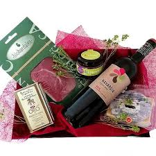 send her to toledo gift basket to