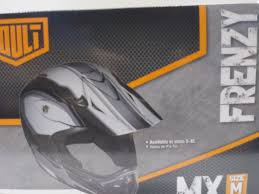 fuel helmets frenzy off road