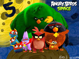 The Angry Birds Space Movie (5th Anniversary) by AlexJokelFin on ...