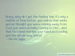 quotes about running away from god top running away from god