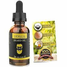 l onua premium beard oil 2 oz 100