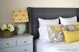 diy wingback upholstered headboard