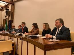 """Renzi in diretta dal Senato per la presentazione del piano """"Italia ..."""