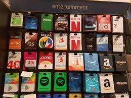 gift cards sold at safeway