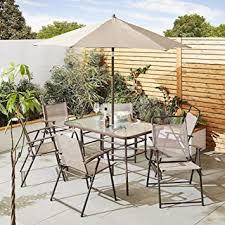 garden patio dining furniture set