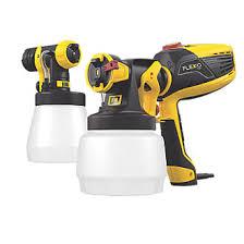 Wagner W590 630w Electric Paint Sprayer 220 240v Electric Paint Sprayers Screwfix Com