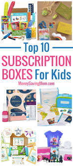 monthly subscription bo for kids