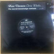 "Nan Vernon – Elvis Waits 12"" Vinyl Old Skool Techno Promo 1994 VG ..."