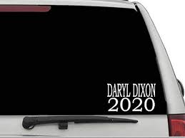 Amazon Com Decal Dan Daryl Dixon 2020 Vinyl Car Truck Window Decal Sticker Laptop Automotive