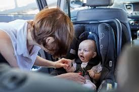 car seat fitted in brisbane