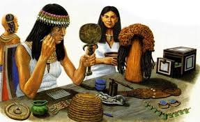 ancient egyptian cosmetics why was it