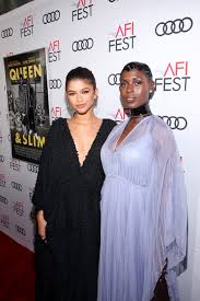 Zendaya Coleman, Jodie Turner-Smith - Zendaya Coleman and Jodie ...