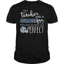 i m a teacher and a dallas cowboys fan