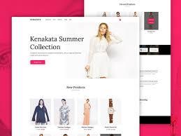 fashion psd templates