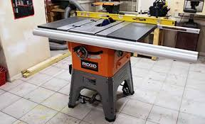 Ridgid Table Saw R4512 Review Here Is Our Thought