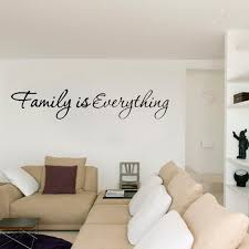 New Arrival Diy Family Is Everything Removable Art Vinyl Quote Wall Sticker Mural Home Kids Living Room Bedroom Decor Stickers Lip Stickers Subarusticker Frame Aliexpress
