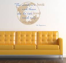 World Book Travel Wall Decals Trading Phrases