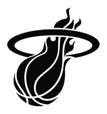 Nba Miami Heat Logo Logo Car Window Bumper Laptop Oracal Vinyl Decal Sticker Ebay