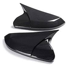 rear view mirror cover cover horn shape