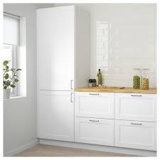 cabinet door at ikea axstad matte white