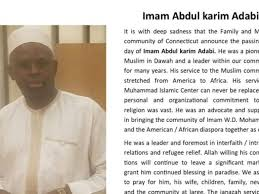 Fundraiser for Linda Miller by Kashif Abdul-karim : Help the family of  Abdul-Karim Adabi with expenses