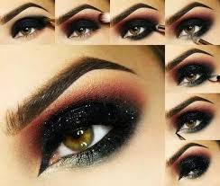 dramatic smokey eye makeup tutorial